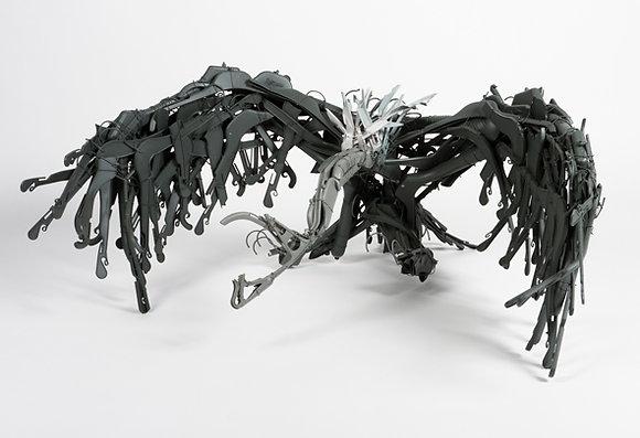 Vautour II (sculpture)