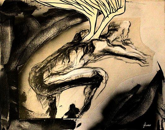 Ange accoudé (tableau)