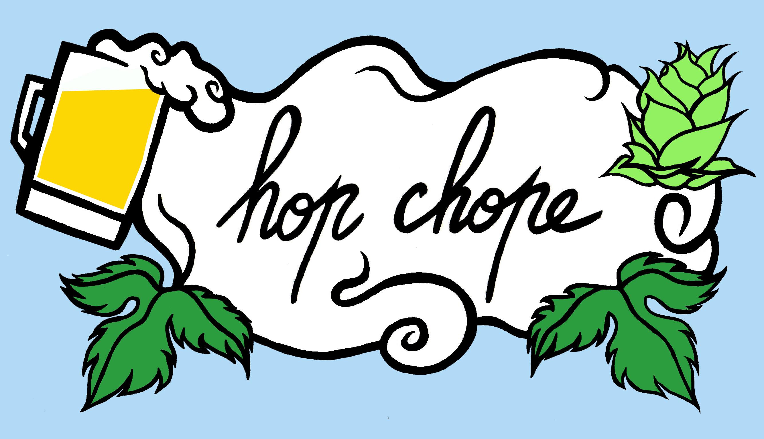 Logo Hop Chope