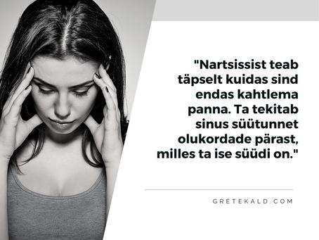 Kas Sina tead kes on nartsissist ja kuidas Sa võid enesele teadmata olla kahjulikus suhtes?