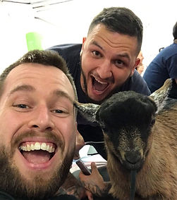 Goga Goat Yoga