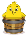Happy Hatching chick hatching experience logo