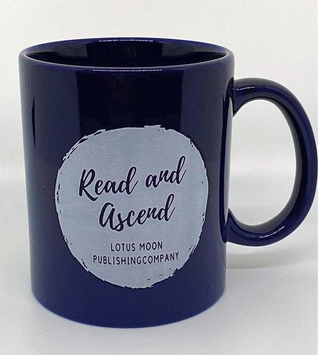 Read and Ascend Coffee Mug