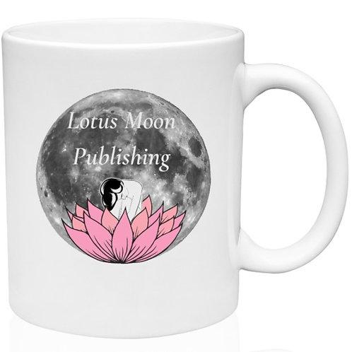 Lotus Moon Coffee Mug