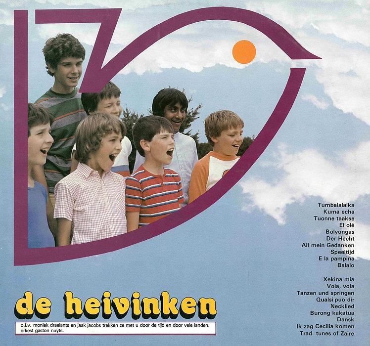 """--""""Volksliedjes uit vele landen"""" 1983  ("""
