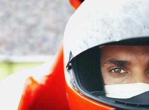 Pilota di auto da corsa