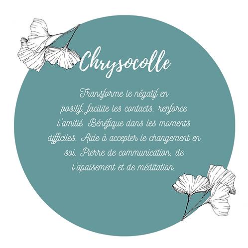 Bracelet - Chrysocolle