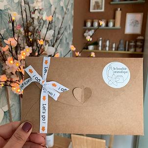 carte cadeau bien-être détente vanessa lepart le boudoir aromatique montesson yvelines