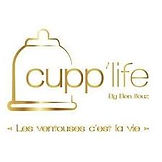 logo cupplife ventouse les ventouses c'est la vie ben illouz cupping therapy healthy life bien-être détente anti-stress