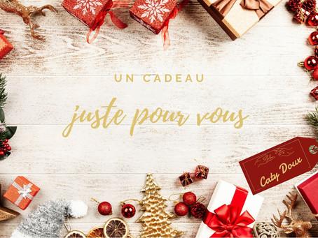 Pour vos cadeaux de Noël