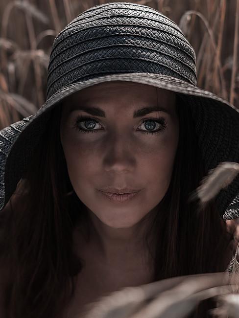 Porträttfotografering