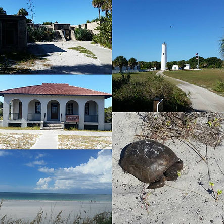 Allen's Aquatic Adventures: Egmont Key Tours/Trips