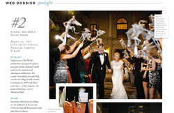 Cabell in Wedding in HMLBrides Mag
