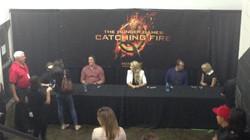 Hunger Games Press Tour