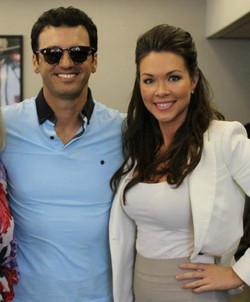 Jentry & Tony from DWTStars