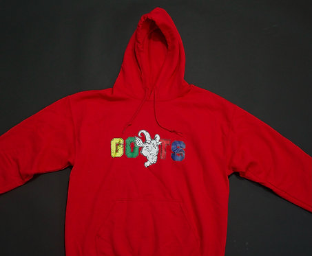 Red GOATS Premier Hoodie