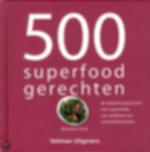 Kookboek: 500 superfood gerechten
