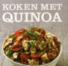 Kookboek: koken met quinoa