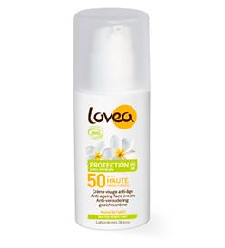 LOVEA BIO Anti-Aging Face Cream SPF 50