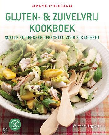 Kookboek: gluten-& zuivelvrij kookboek