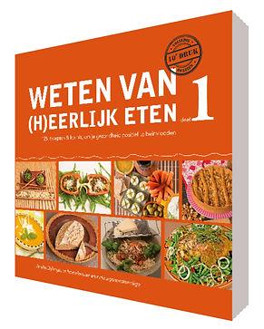 Kookboek: Weten van (h)eerlijk eten 1