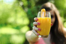 Schulp Vruchtensappen. Puur sap van heerlijk fruit.