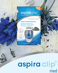 Aspiraclip med
