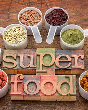 Superfood poeders