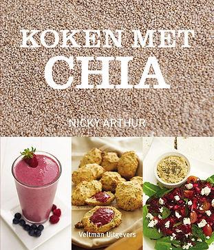 Kookboek: koken met chia