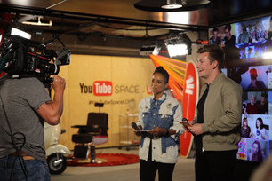 YouTube for Stand Up To Cancer