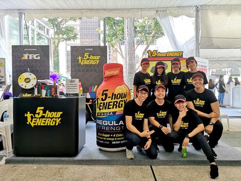 5-HR Energy Shot Roadshow