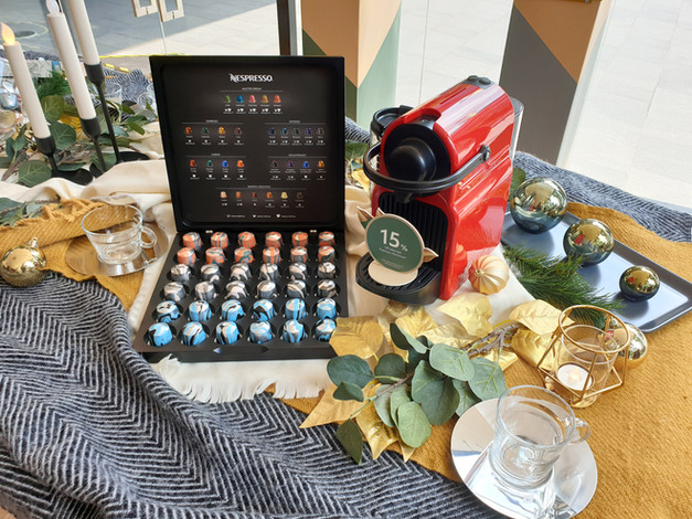 Nespresso 2019 YEP Glass House Roadshow