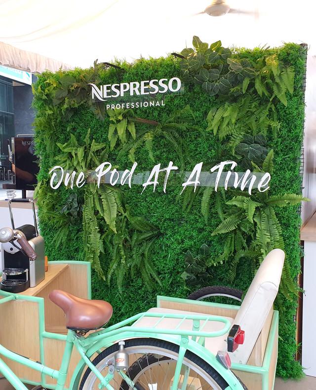Nespresso Awaken Your Senses