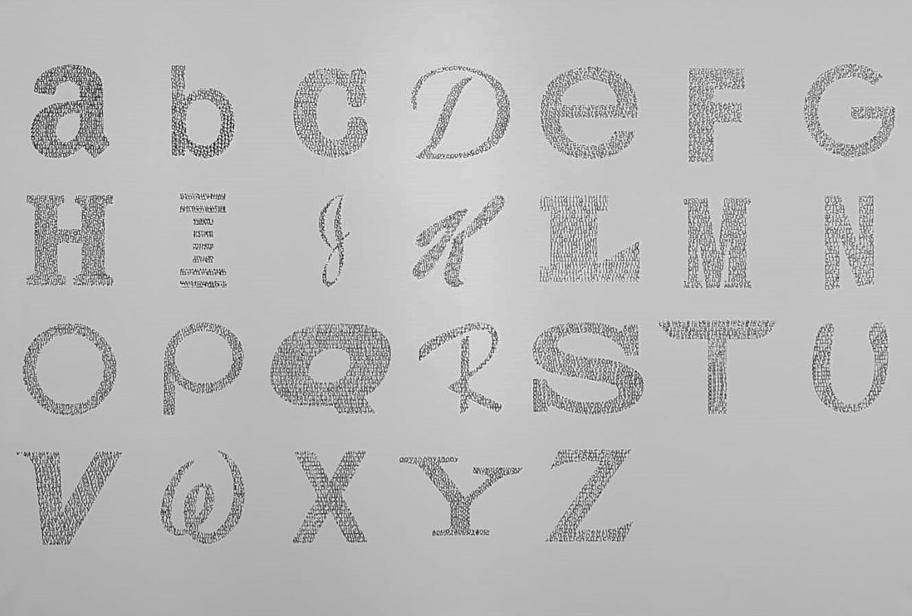 Universal Alphabet 2