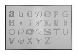 Universal Alphabet 3