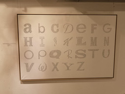 Universal Alphabet 1