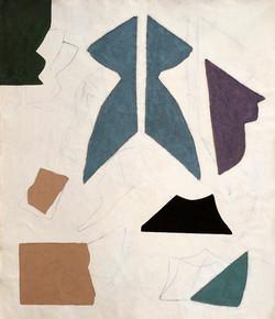 'Abacá (II), Oil on Canvas, 160x140cm