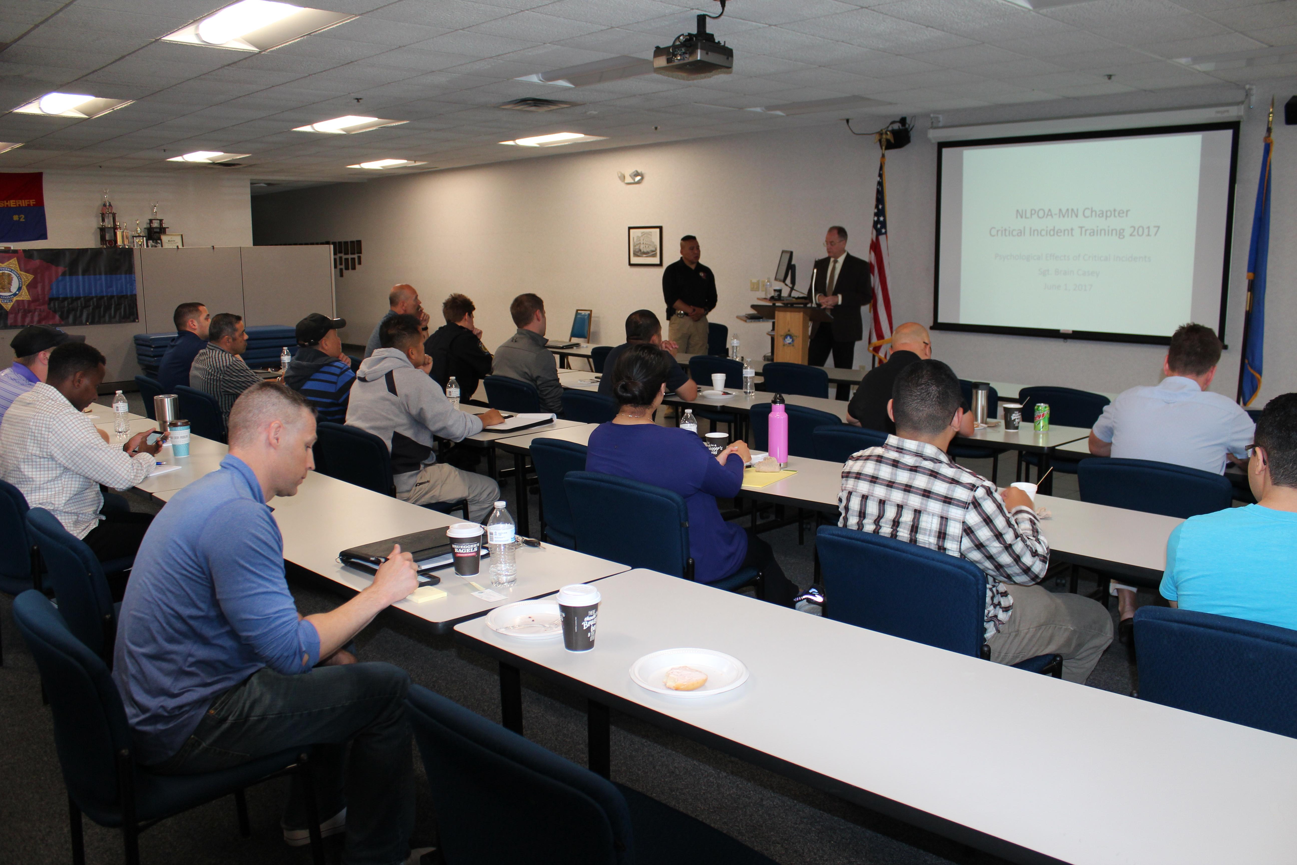 2017 Critical Incidents Training
