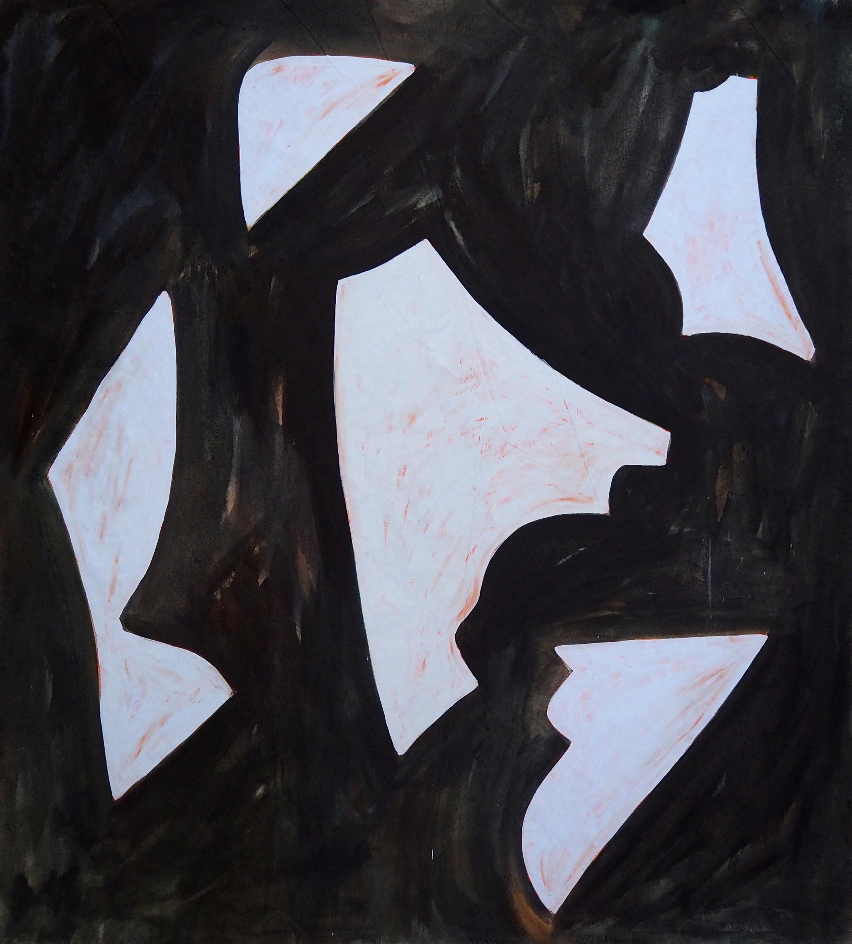 'Abacá (VI), Oil on Canvas, 160x140cm