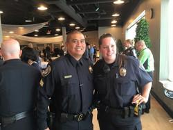 Metro Transit Police Awards