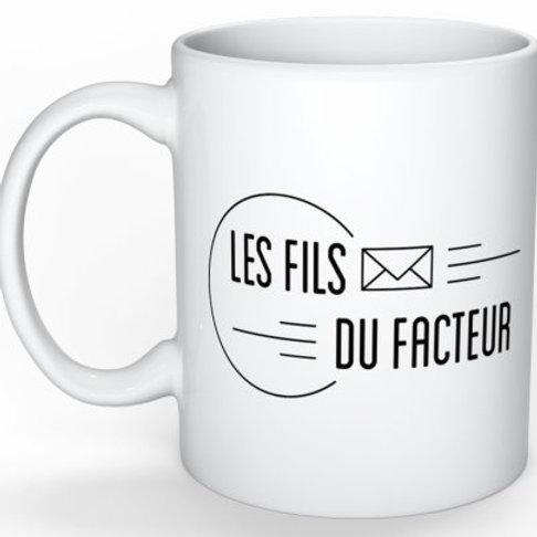 """Tasse """"les Fils du Facteur"""""""
