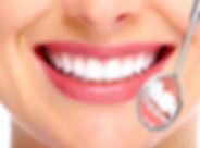 Schönes lächeln