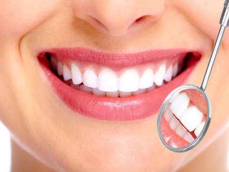 5 New Year resolutions for great teeth and gums
