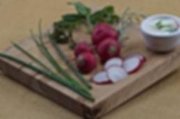 Les bienfaits du radis
