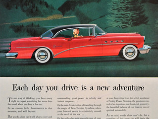 Sales Ad Saturday- David Buick forms Buick Motor Company