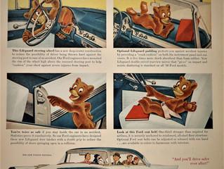 Sales Ad Saturday- Ford Lifeguard Design ad campaign