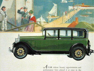 Sales Ad Saturday- Chrysler Accquires Dodge Brothers Inc.