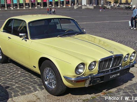 Making the Case- 1975-77 Jaguar XJ-C