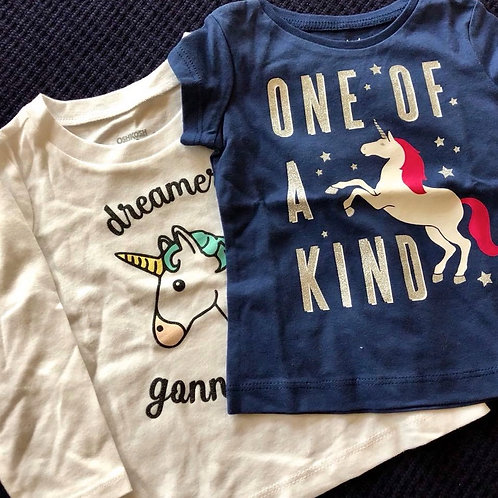 LICORNE tee-shirts
