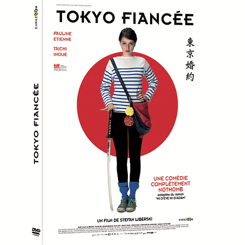 Tokyo Fiancée, une comédie 100% Nothomb, 200% kawaii